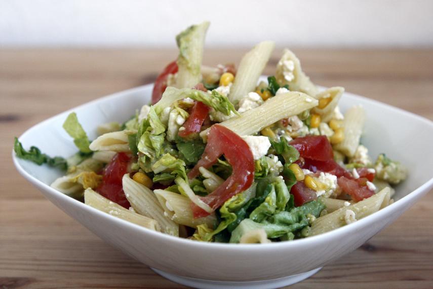 Avocado-Nudelsalat