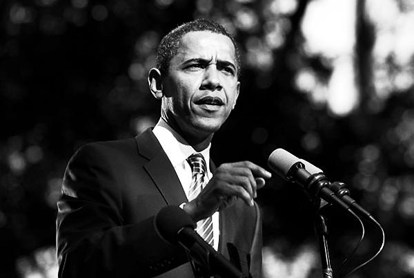 Barack Obama Wahlkampf