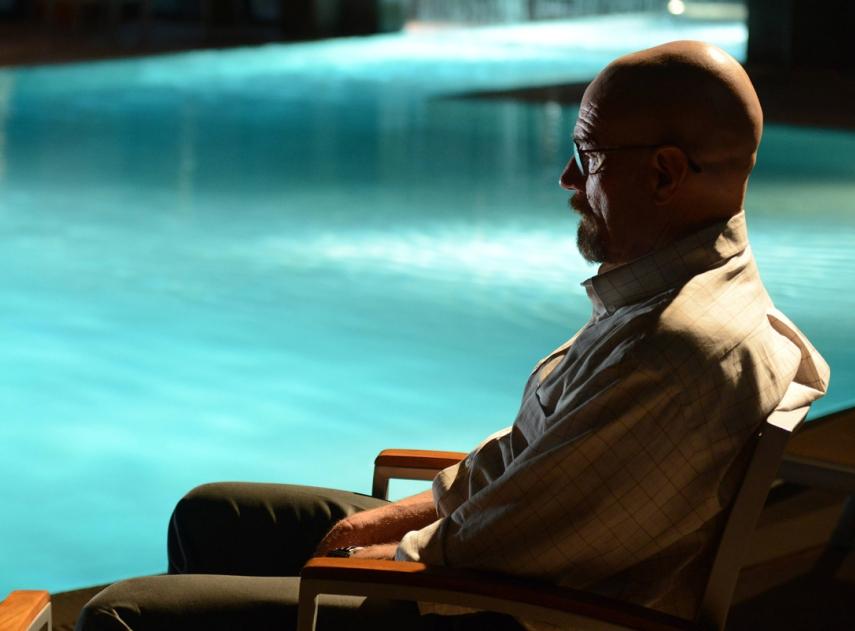 Breaking Bad S05E12 Walt