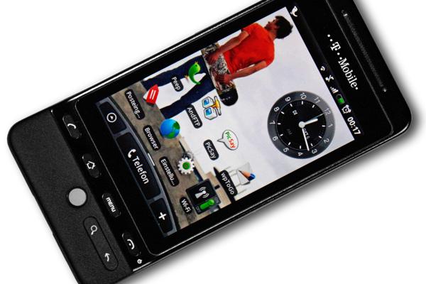 HTC Hero 01