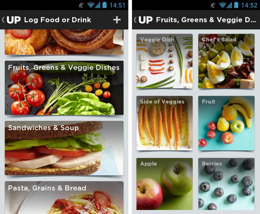 Jawbone UP App Screenshot 05