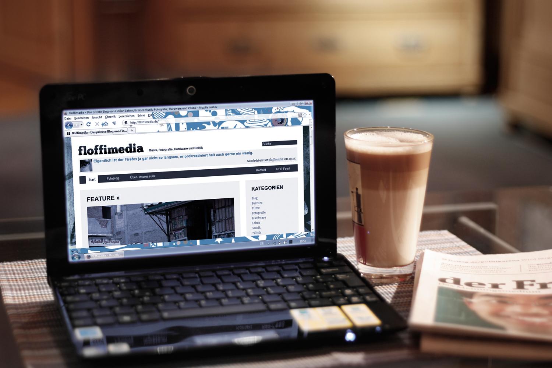 Netbook, Latte Macchiato, Freitag