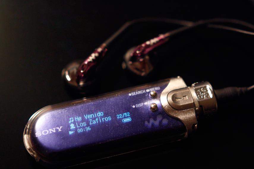 Sony Walkman NW-A608